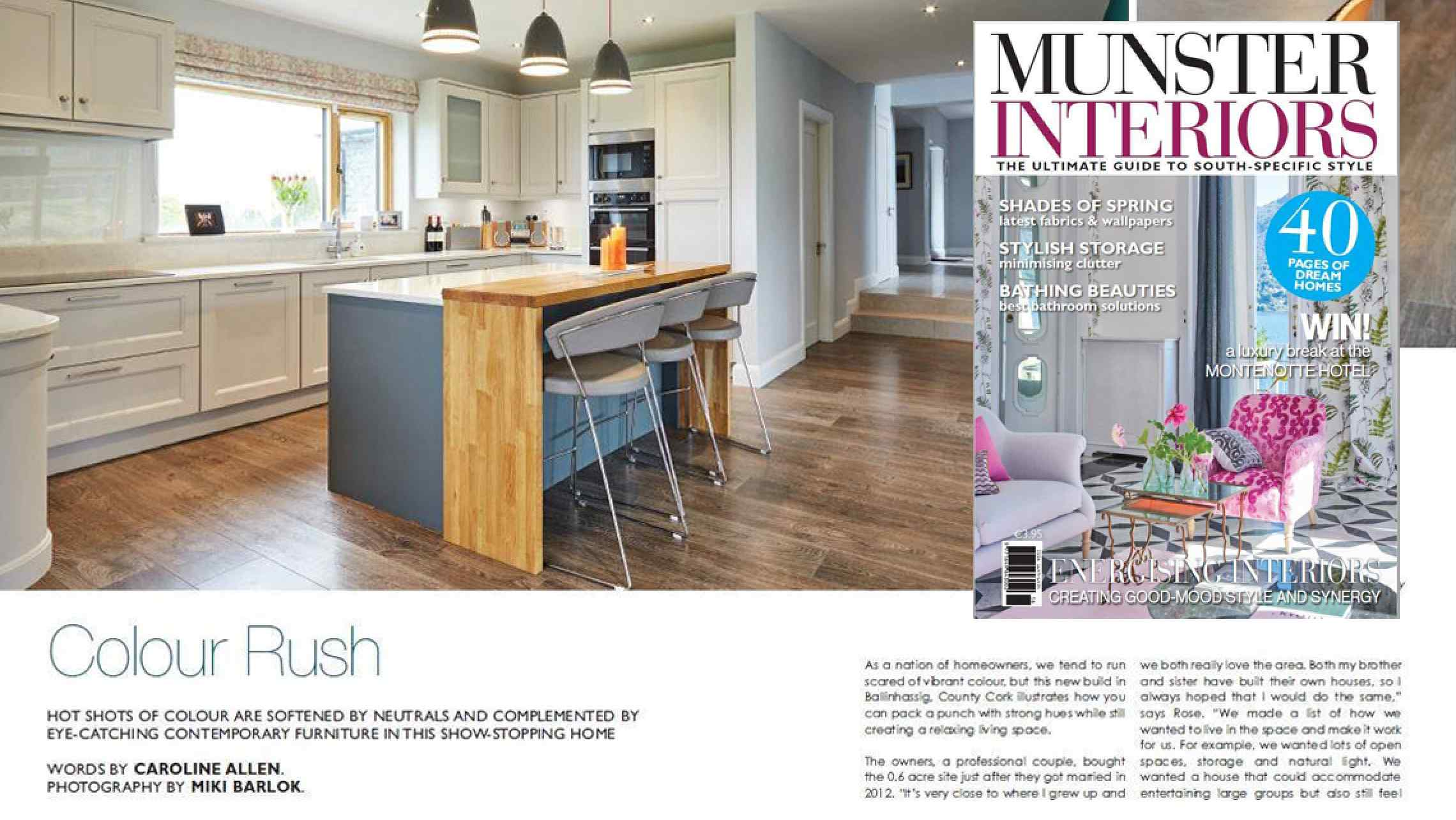 munster interiors spring 2017 edition
