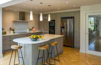 Classic Kitchen - East Cork Home