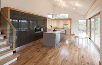 O'Driscoll Kitchens - Contemporary - Elevated Estuary View