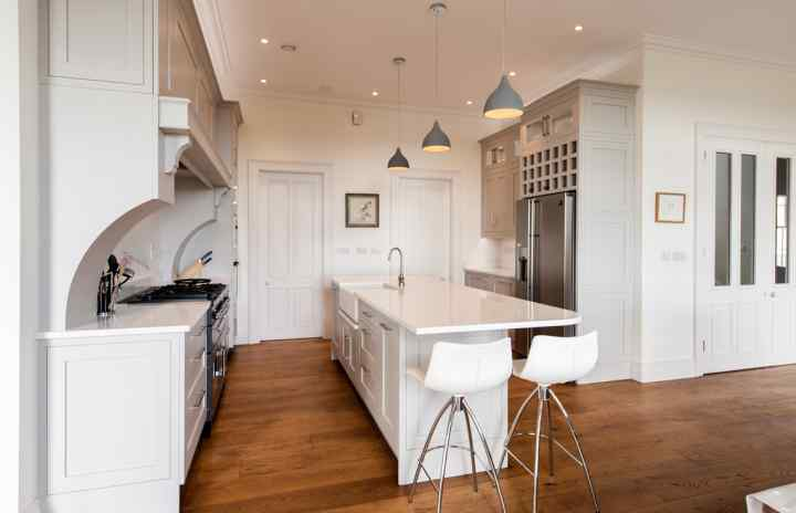 O'Driscoll Kitchens - Classic Georgian Conversion
