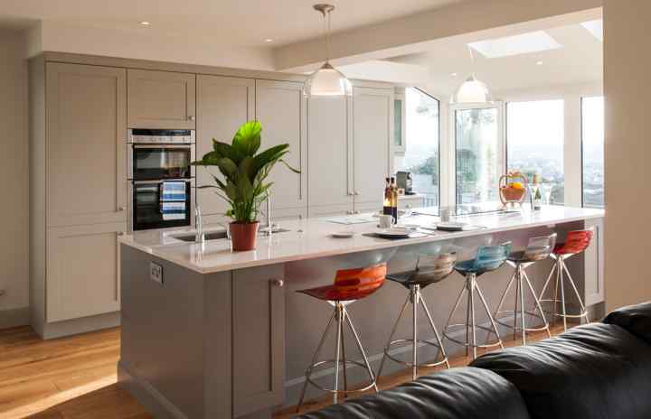 O'Driscoll Kitchens - Classic Montenotte Renovation