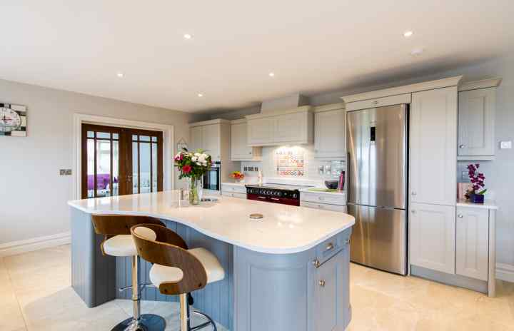 O'Driscoll Kitchens - Classic Seaside Home
