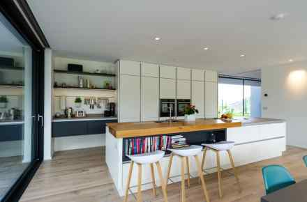 Contemporary kitchen, O'Driscoll Kitchens