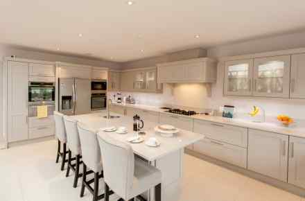 O'Driscoll Kitchens - Classic Midleton Townhouse